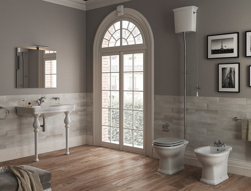 RAK-Washington classic sanitaryware collection from RAK Ceramics