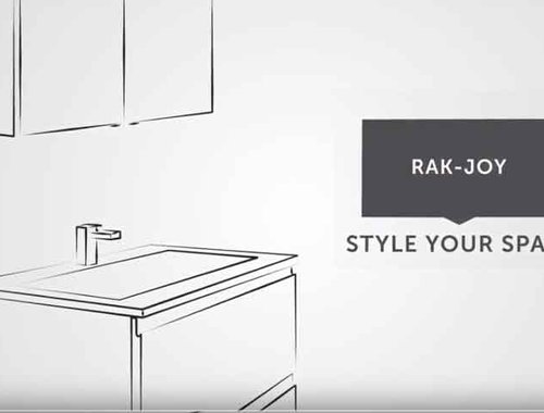 RAK-Joy furniture range