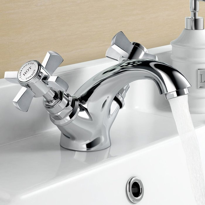 Washington Mono Basin Mixer tap