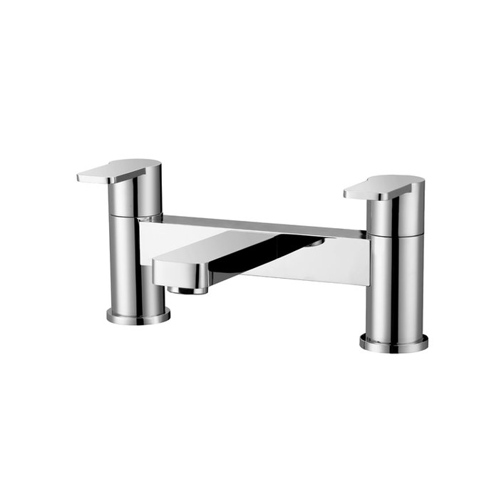 Tonique Double-Lever Bath Tap