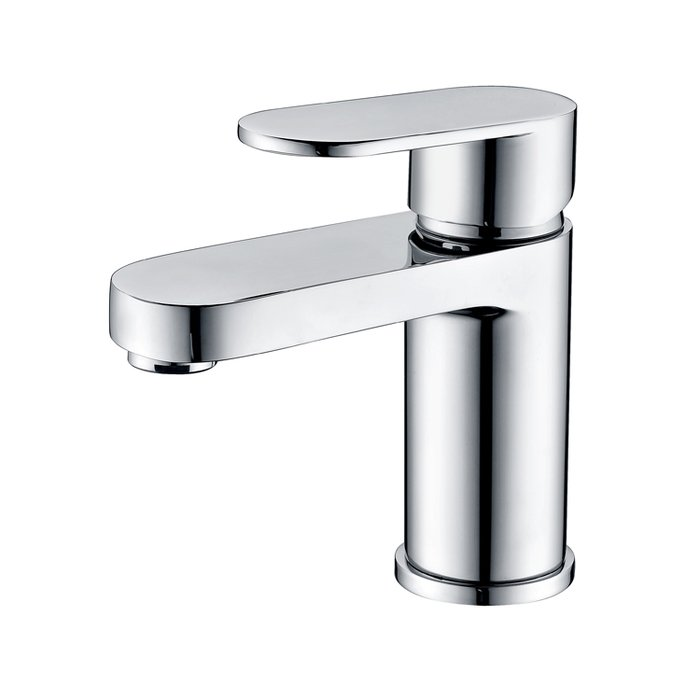 Compact Mono Basin Mixer tap Cool Start