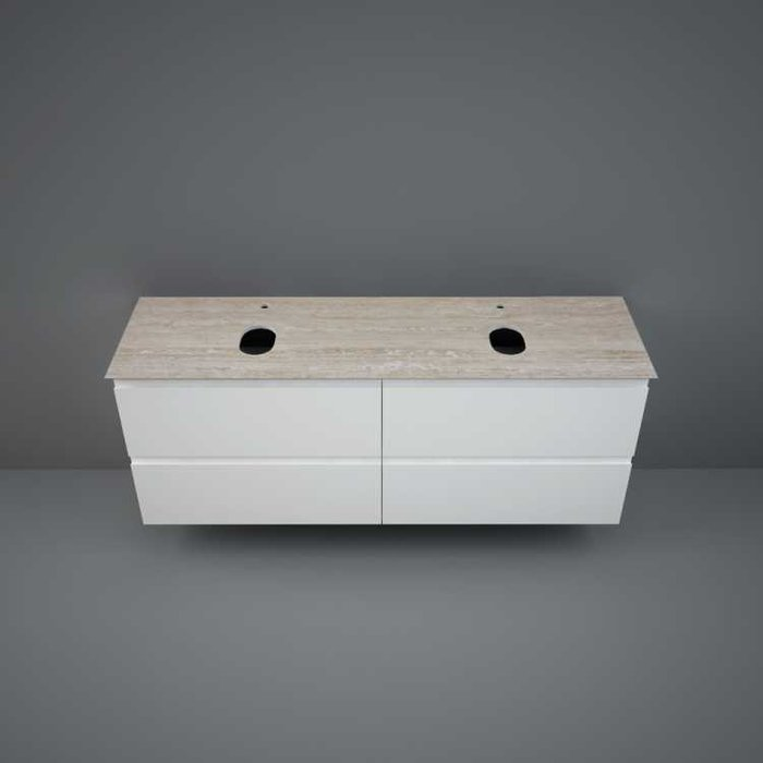 RAK-PRECIOUS - PRESL16347102A - TRAVERTINO IVORY
