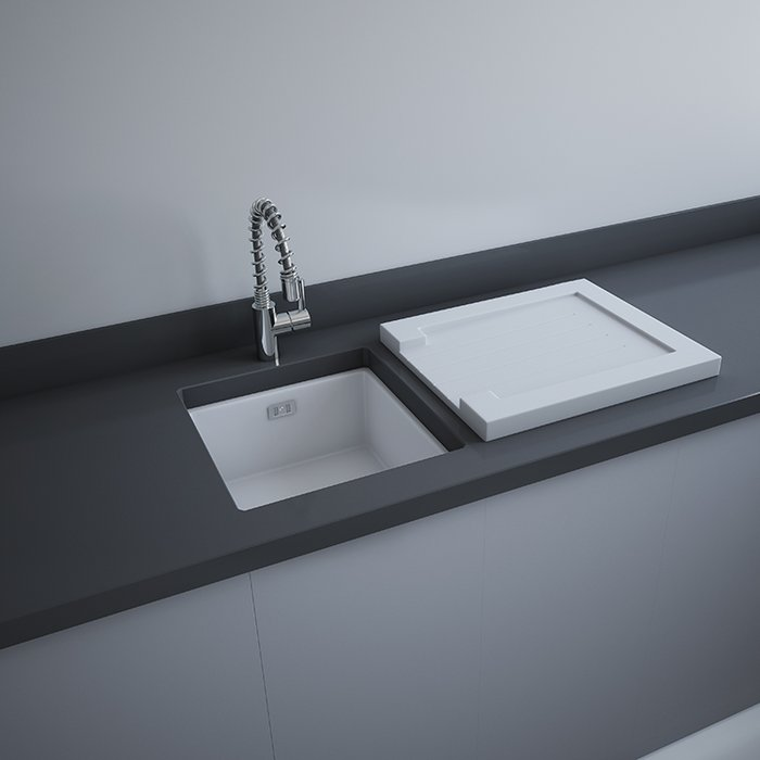 RAK-DRAIN BOARD WITH GROOVES