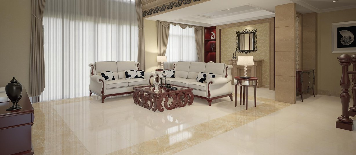 ceramic floor collection Beige and Ivory tiles Modern style Living