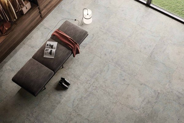 ceramic floor collection Grey tiles Country style Living