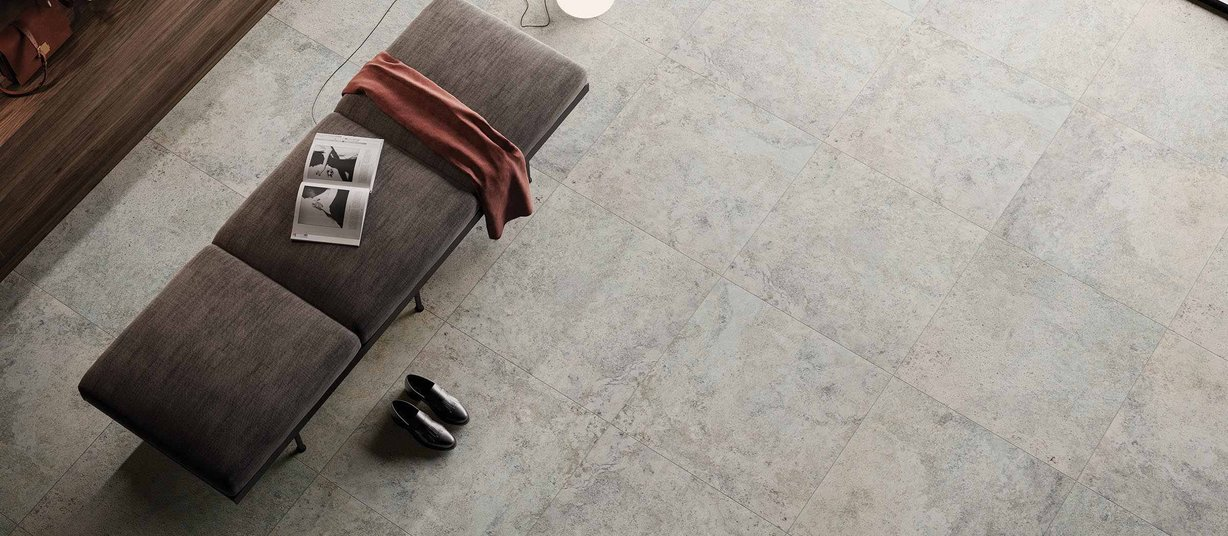 ceramic floor collection لون رمادي tiles شعبي style المعيشة