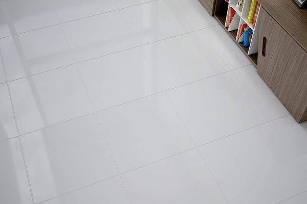 ceramic floor collection White tiles Modern style Living