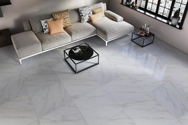 ceramic floor collection Grey tiles Modern style Living