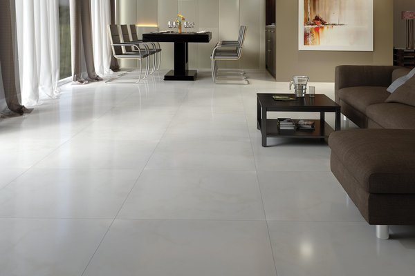 ceramic floor collection Blanco ceramica Moderno estilo  Vivo