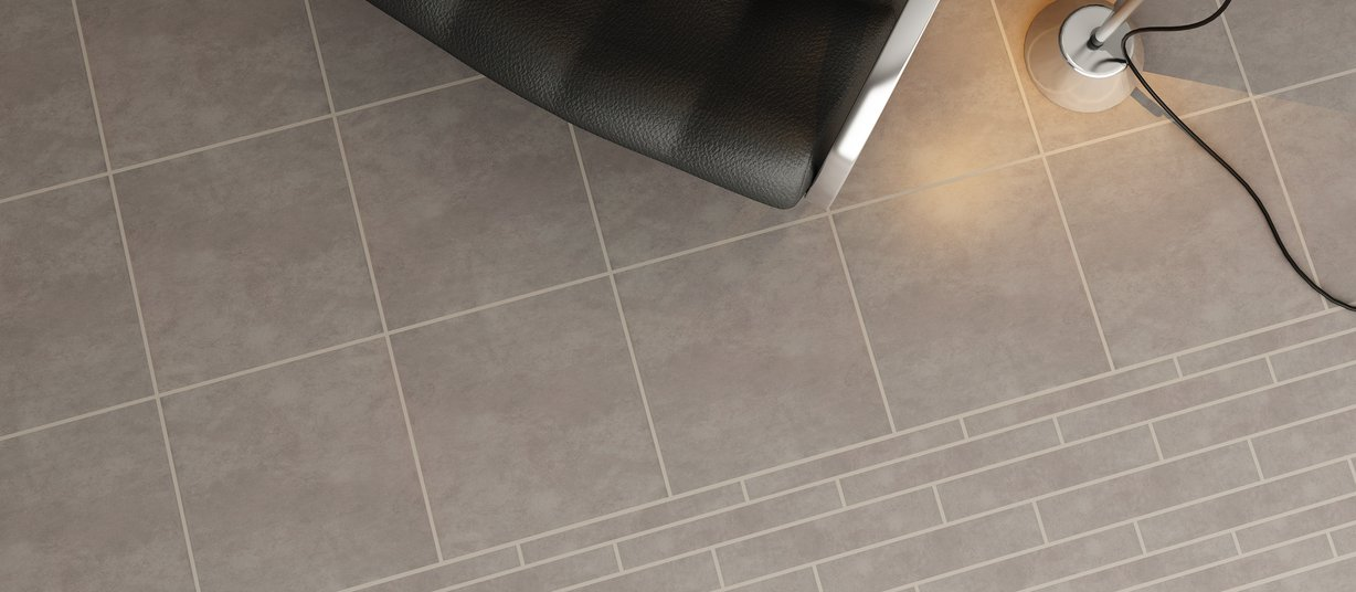 lotus Beige tiles Country style Living