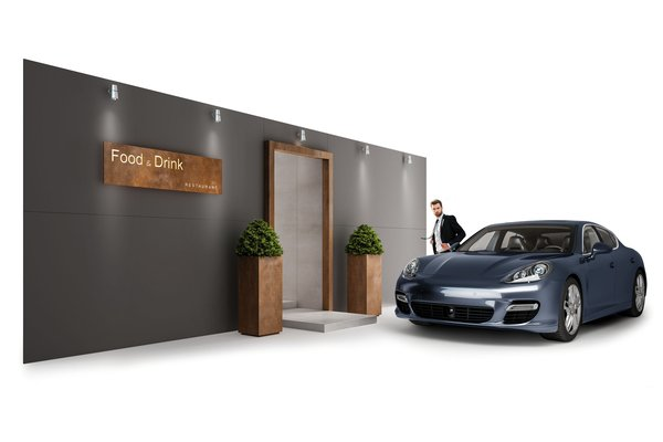 maximus uni Black tiles Modern style Heavy Commercial