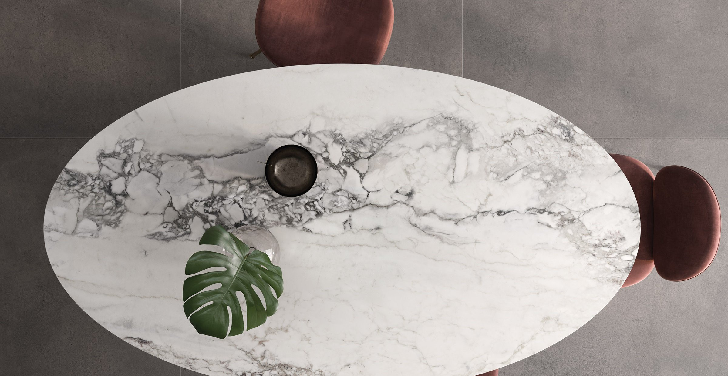 Medicea marble White tiles Modern style Kitchen