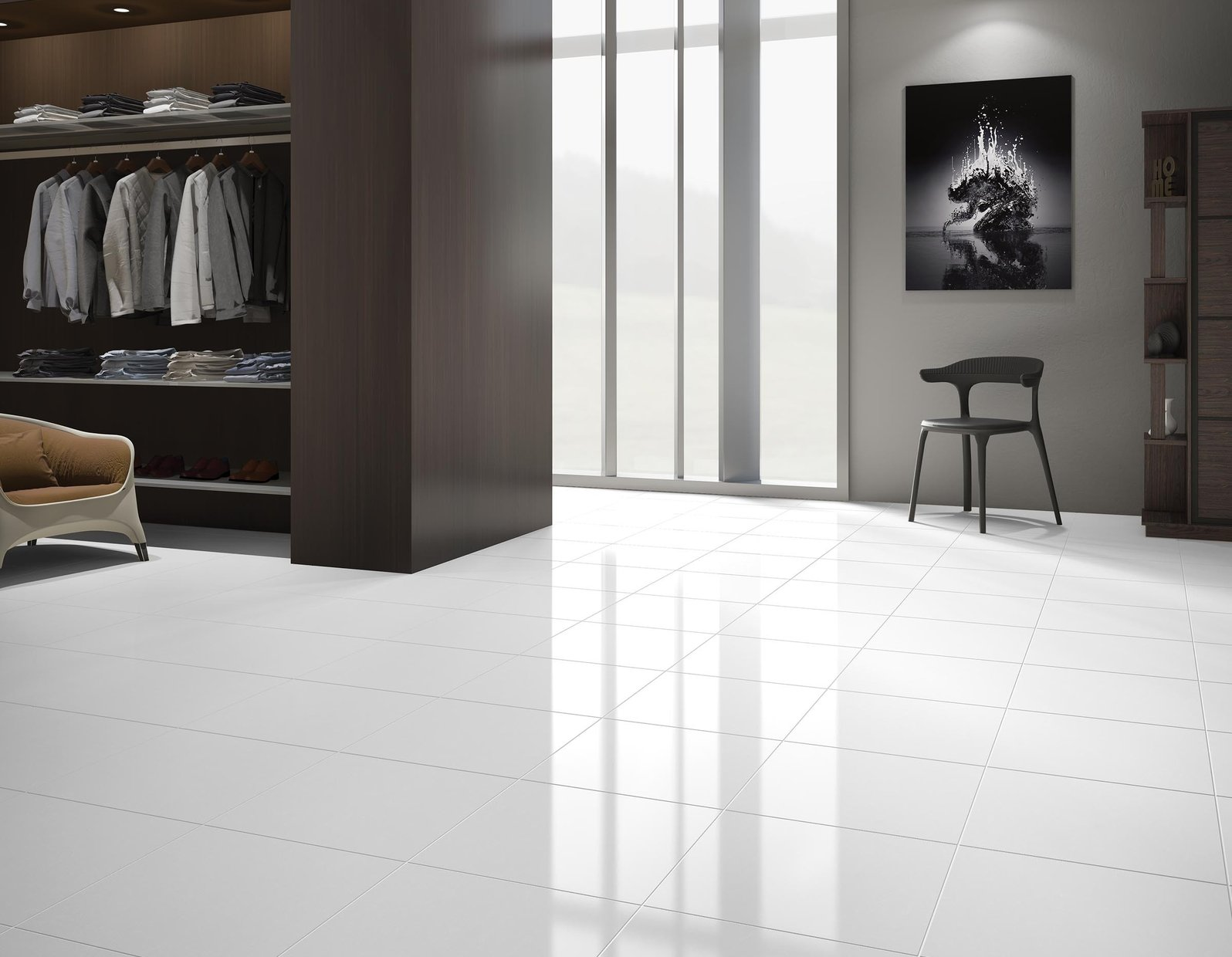 white collection Weiß keramikplatten Modern stil Wohnen